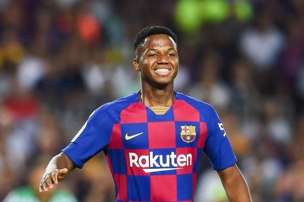 موعد ظهور فاتي مع برشلونة بعد تعافيه من الإصابة