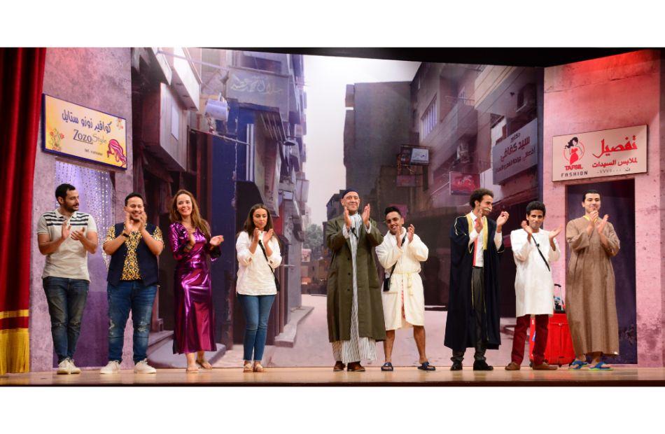 ;إنفلونزا الحريم; لأشرف عبدالباقي جديد مسرح مصر غدا | صور