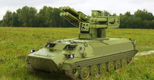 روسيا تعرض منظومة ;سوسنا; النارية المتخصصة في الدفاع الجوي