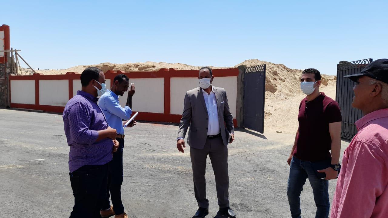مدرسة الطود الثانوية الزراعية المشتركة بمدينة الطود في الأقصر
