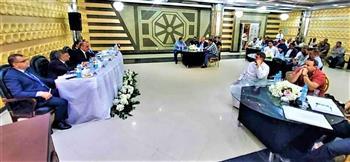 رئيس هيئة التنمية الصناعية يزور المواقع الإنتاجية ببورسعيد.. ويبحث مطالب المستثمرين