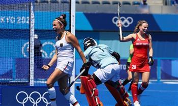 هولندا تتأهل لنصف نهائي منافسات هوكي السيدات بأولمبياد طوكيو