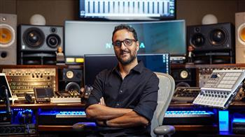 «Swept away» موسيقى جديدة ومبتكرة تنطلق مع أجواء الصيف لـ«محمد نوارة»