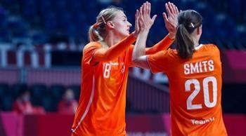 هولندا تفوز على مونتينجرو في منافسات كرة اليد للسيدات بأولمبياد طوكيو