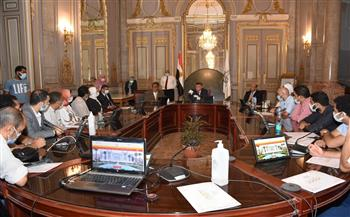 رئيس جامعة عين شمس: لا نألو جهدا في توفير كل الدعم للطلاب بجميع المجالات