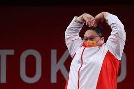 الصينية وينوين تحصد ذهبية رفع الأثقال في أولمبياد طوكيو