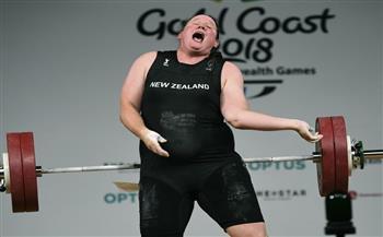 هوبارد تودع منافسات رفع الأثقال في أولمبياد طوكيو