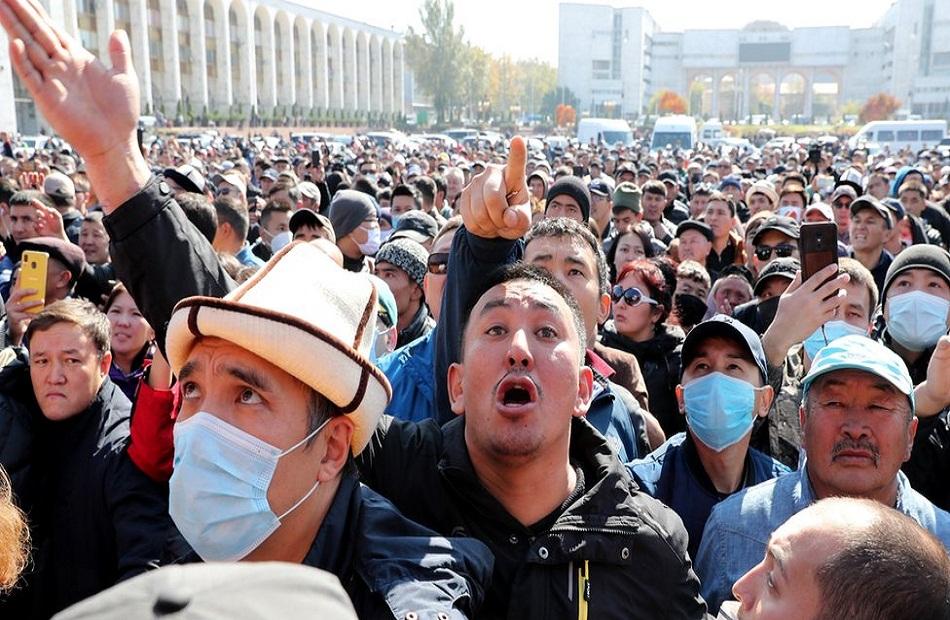 قيرغيزستان تسجل  إصابة جديدة بفيروس كورونا