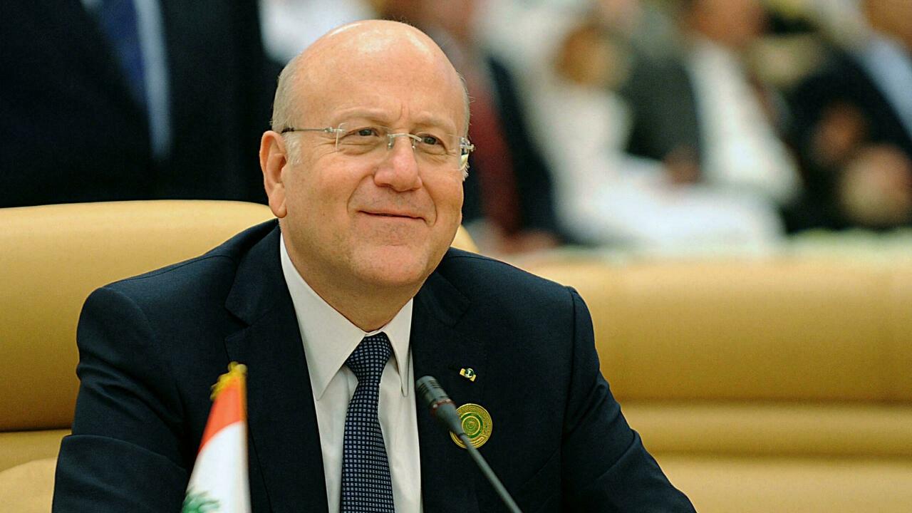 رسميا تشكيل الحكومة اللبنانية الجديدة
