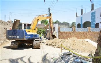 العمل-على-تنفيذ--مشروعًا-في-قطاعي-مياه-الشرب-والصرف-الصحي-ضمن-quot;حياة-كريمةquot;-بالمنيا