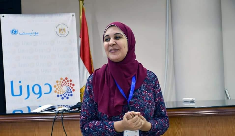 شباب برلمان كفر الشيخ يشاركون في ;دورنا; لتنفيذ المبادرات المجتمعية وإعداد المدربين| صور