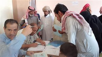 تسجيل--ساقط-قيد-بالمجان-لمواطنين-في-مركز-ومدينة-نخل-وسط-سيناء صور