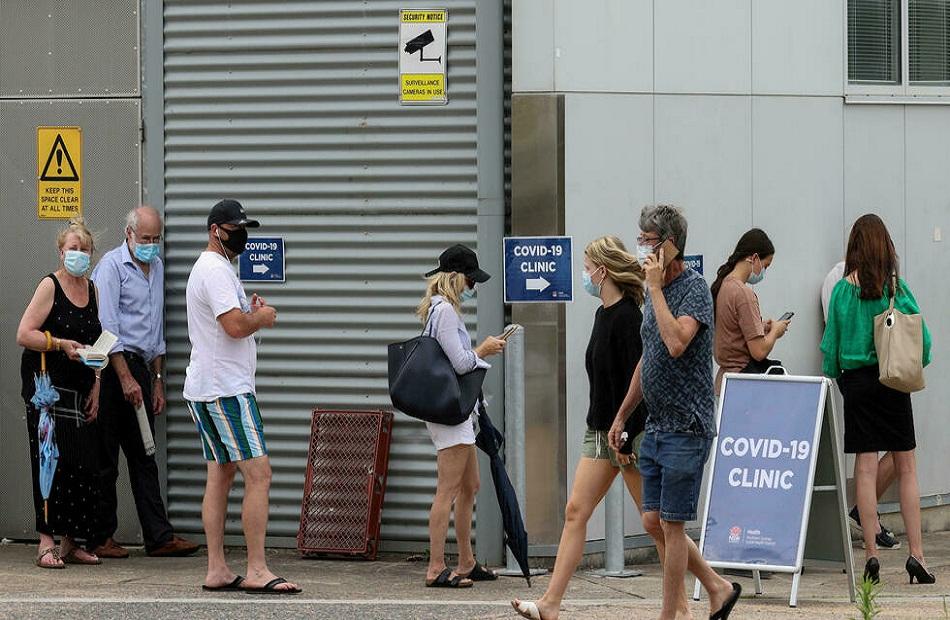 نيوزيلندا تسجل  إصابة جديدة بفيروس كورونا