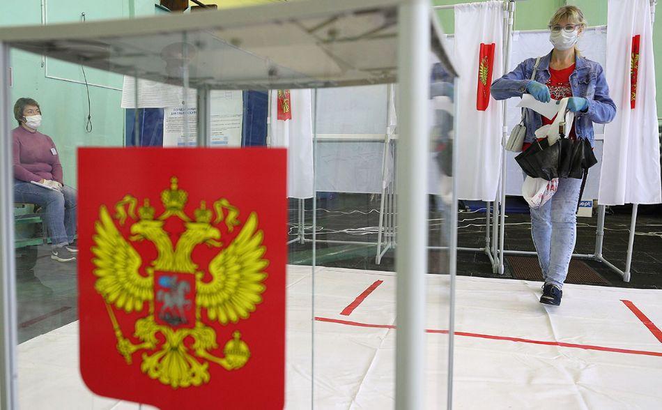 روسيا تتهم الولايات المتحدة بإجراء هجوم إلكتروني غير مسبوق خلال انتخابات مجلس الدوما