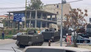 جهود مكثفة لاحتواء التصعيد المسلح بين بلدتي فنيدق وعكار شمالي لبنان