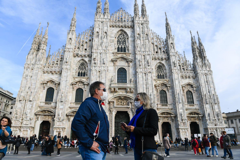 إيطاليا تلزم جميع الموظفين باستخدام ;الجواز الأخضر; لمواجهة كورونا