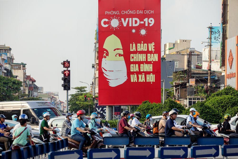 فيتنام تسجل  ألفا و إصابة جديدة بفيروس كورونا