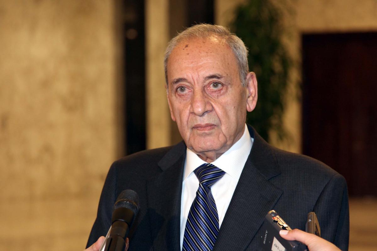 لبنان بري يدعو الخارجية لتحرك عاجل للتحقق من احتمالية اعتداء إسرائيلي جديد