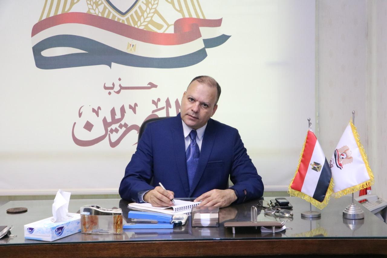 حزب  المصريين  يطالب بوضع إستراتيجية وطنية لمجابهة ظاهرة الانتحار