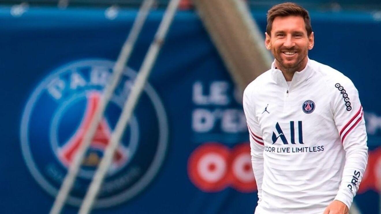 ميسي على رأس قائمة باريس سان جيرمان استعدادا لمواجهة كلوب بروج في دوري أبطال أوروبا