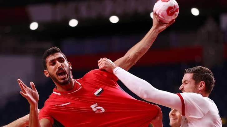 يد مصر تعطل الماكينات الألمانية وتضرب موعدا مع فرنسا في نصف نهائي أولمبياد طوكيو