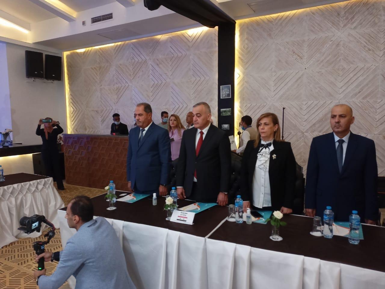 المؤتمر العام الرابع عشر للاتحاد الدولي لنقابات العمال العرب