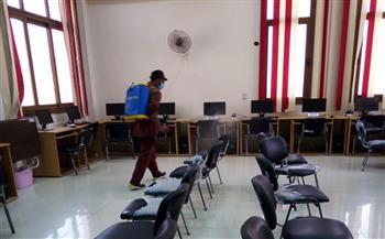 مكتب-تنسيق-كفرالشيخ-يستعد-لاستقبال-طلاب-المرحلة-الثانية-غدًا- -صور-