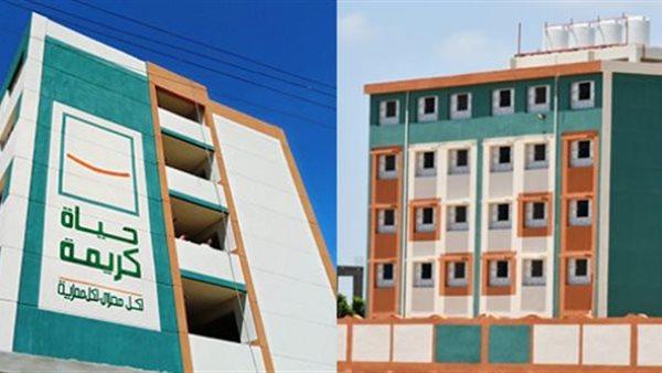 مدير الأبنية التعليمية بالشرقية مبادرة  حياة كريمة  تهدف لتقليل الكثافة الطلابية بالمدارس