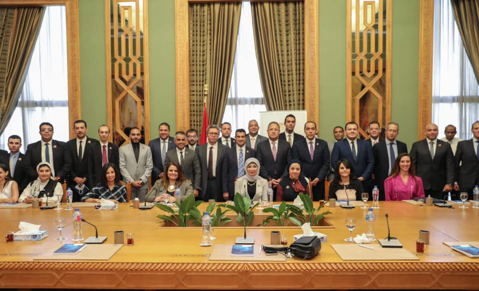 تفاصيل لقاء وفد التنسيقية مع ممثلي الوكالة المصرية للشراكة من أجل التنمية التابعة لوزارة الخارجية   صور