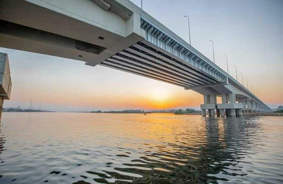 محور قوص على النيل