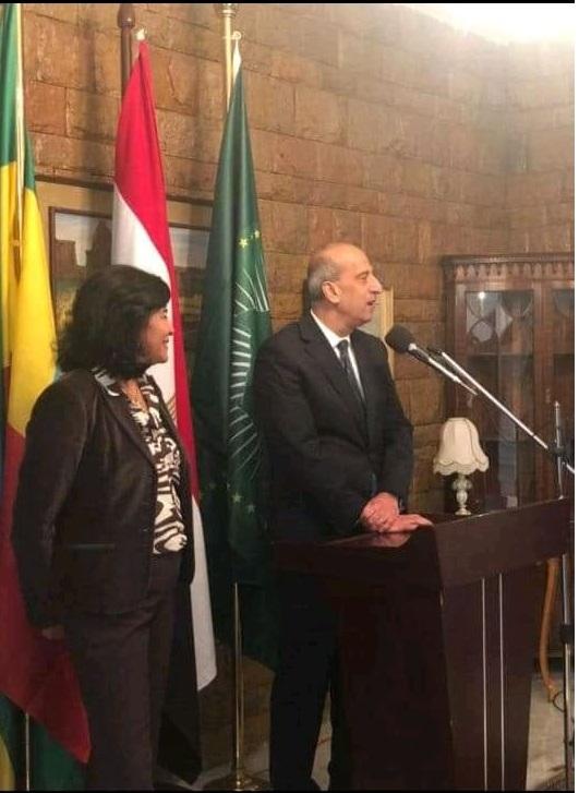 سفير مصر فى أديس أبابا