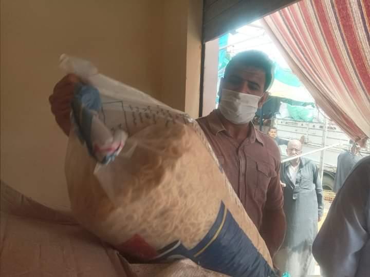 حملة على سوق الخضار بالقصير