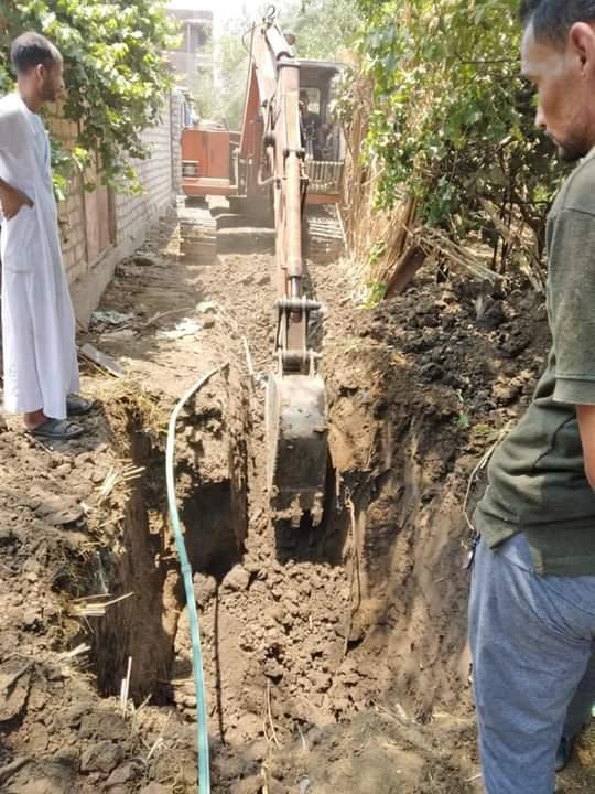 مشاريع الصرف الصحى