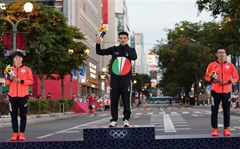 الإيطالي-ستانو-يتوج-بذهبية-سباق--كيلومتر-مشي-للرجال-بأولمبياد-طوكيو
