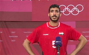 يحيى-خالد-باكيًا-فخور-بكل-اللاعبين-وسنلعب-لتحقيق-ميدالية-أولمبية