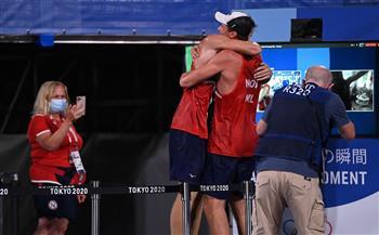 تأهل-النرويج-وروسيا-لنهائي-الطائرة-الشاطئية- رجال -بأولمبياد-طوكيو