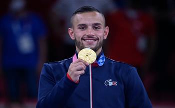 الفرنسي-ستيفن-دا-كوستا-يحرز-ذهبية-وزن--في-كوميتي-بأولمبياد-طوكيو