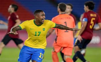 البرازيل-تتوج-بذهبية-أولمبياد-طوكيو-لكرة-القدم-بعد-الفوز-على-إسبانيا-بثنائية-|-صور
