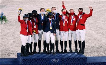 السويد-تحرز-ذهبية-قفز-الحواجز-بأولمبياد-طوكيو