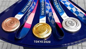 جدول-ترتيب-الدول-الحاصلة-على-ميداليات-بأولمبياد-طوكيو-بعد-اليوم-الخامس-عشر