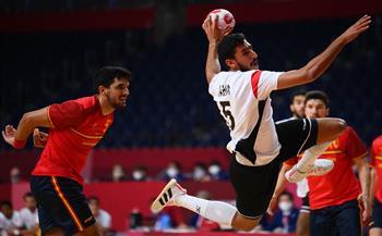 نجم-منتخب-مصر-ضمن-التشكيلة-المثالية-لكرة-اليد-في-أولمبياد-طوكيو