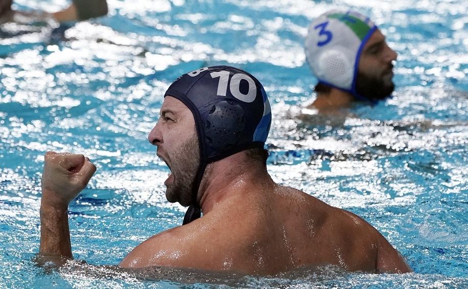 المنتخب الصربي يتوج بذهبية كرة الماء للرجال في أولمبياد طوكيو