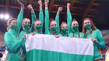 بلغاريا-تحرز-ذهبية-في-الجمباز-الإيقاعي-لفرق-السيدات-بأولمبياد-طوكيو
