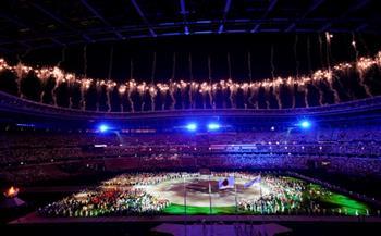 تمهيدًا-لانتقال-الشعلة-إلى-باريس-مراسم-حفل-ختام-أولمبياد-طوكيو-|-صور