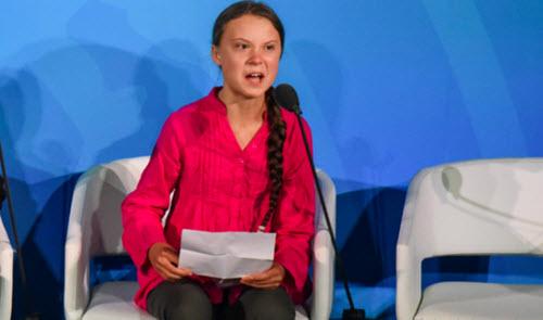 الناشطة جريتا تونبرج تقرير الأمم المتحدة بشأن المناخ لم يتضمن مفاجآت حقيقية