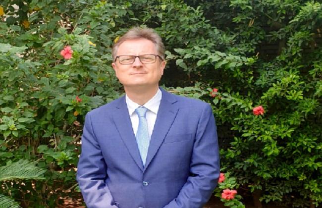 السفير الألماني يشيد بالتعاون بين مصر وألمانيا في التصدي لجائحة كورونا