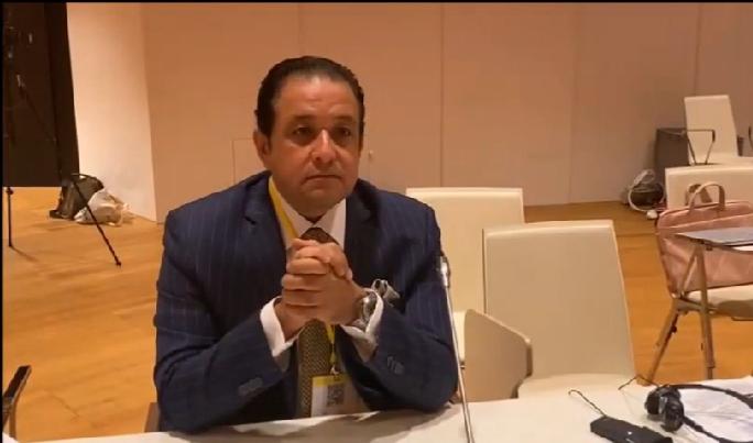 علاء عابد ناعيا المشير طنطاوي مصر فقدت رجلا وقائدا عظيما من رجال قواتنا المسلحة المصرية