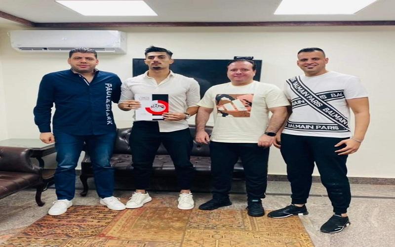 المصري يكشف عن تفاصيل عقد الفلسطيني محمد بلح
