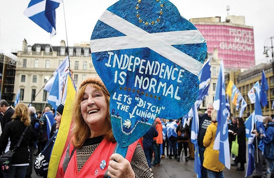 نائب زعيم الحزب القومي الأسكتلندي أسكتلندا في حاجة للاستقلال عن أي وقت مضى