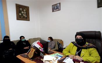 ;قومي-المرأة;-بكفر-الشيخ-مبادرات-للنهوض-بالمرأة-ومساعدتها-لإقامة-مشروعات-صغيرة-|-صور-